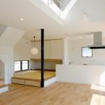 注文住宅和室実例画像
