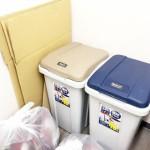 2階リビング ゴミ問題画像