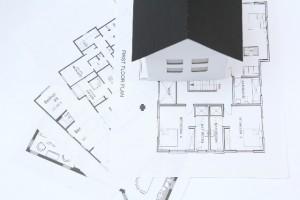 注文住宅7LDKの家画像
