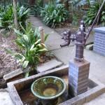井戸水から水道をひく画像