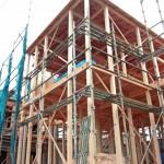 省エネルギー対策等級4の木造住宅画像