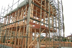 木造住宅 メンテナンス画像