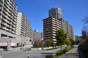 三菱地所都内新築マンション画像