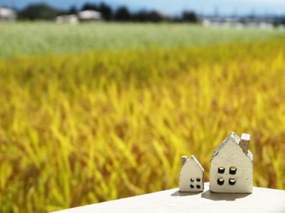 注文住宅20坪の土地があれば家が建つ画像