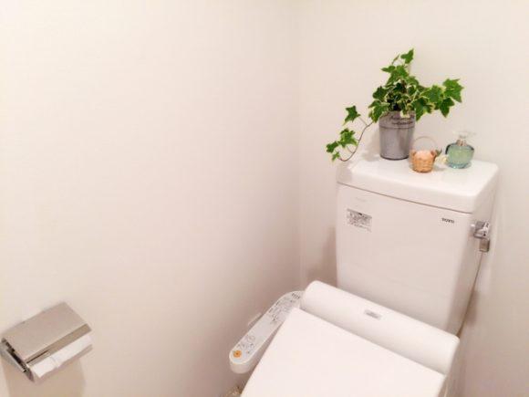 トイレに窓がない画像