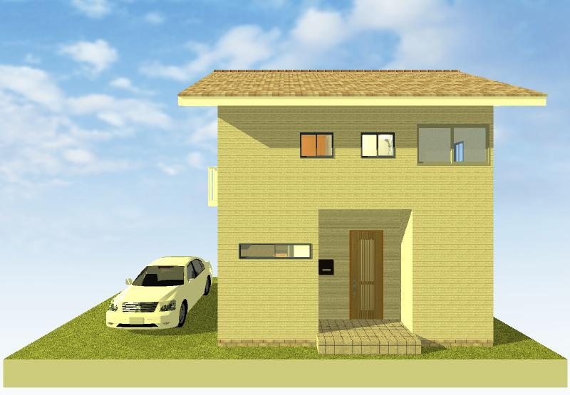 1000万円で家を建てる画像