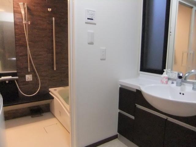 浴室鏡曇り止めヒーター画像