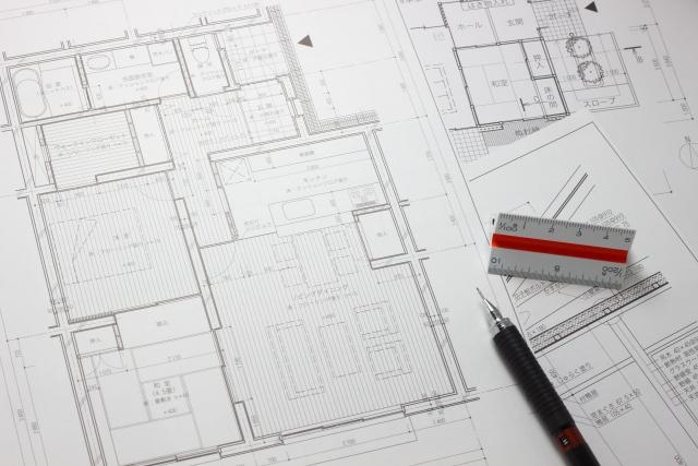 凹凸の家画像