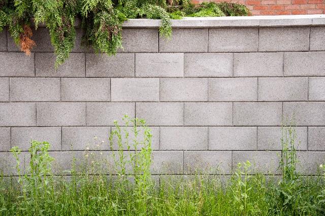 外構 ブロック 種類画像
