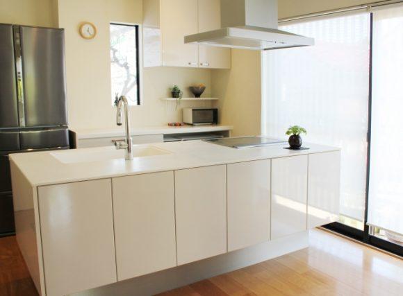 快適に利用できるキッチン広さの平均画像
