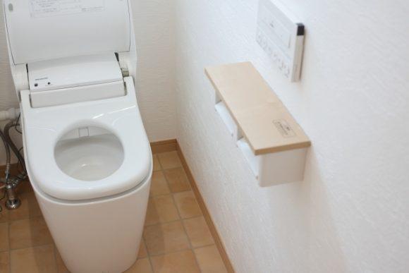 一条工務店 オプション トイレ画像