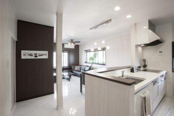 一条工務店 i-smart キッチンイメージ画像