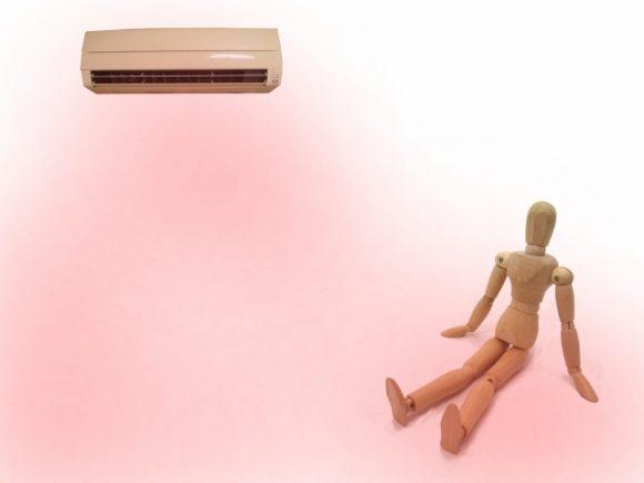 高気密高断熱 エアコン 暖房イメージ画像