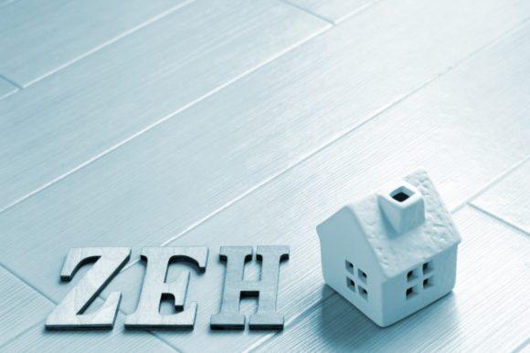 zeh住宅の普及率イメージ画像