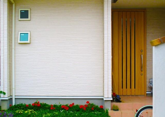 玄関を外開きイメージ画像