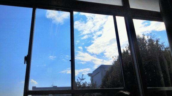 引き違い窓 気密性イメージ画像