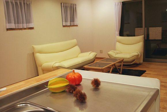 スウェーデンハウス キッチンイメージ画像