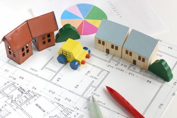 家づくりの流れ 工務店イメージ画像