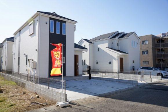 建売住宅 注意点 見方イメージ画像